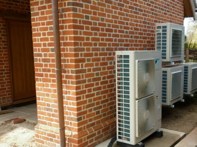 Heat PumpInstallation -