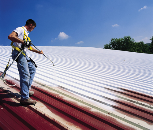 Metal Roof Restoration in Akron, Ohio