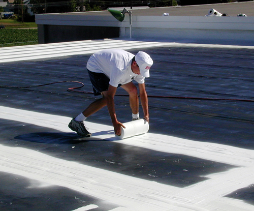 Fabric reinforced roof canton ohio