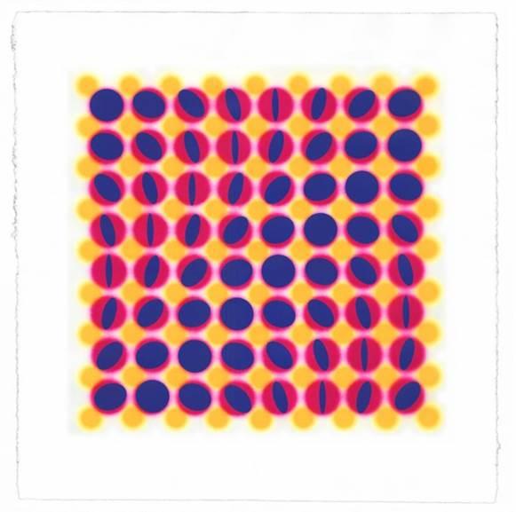 Peter Monaghan Wing Wong, 2015 Intaglio print