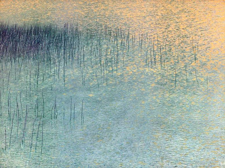 Tim Trompeter Reeds In Water Series, 2007 Archival pigment prints