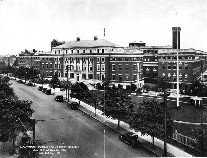 1913 View of Gun Hill Road, 2016 Digital archival print