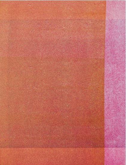 Richard Tsao Rectangle 24, 1996 Oil on Stonehenge paper