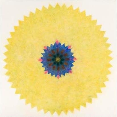 Mary Judge Maple Edition (Pop Flower 31), 2017 Digital print