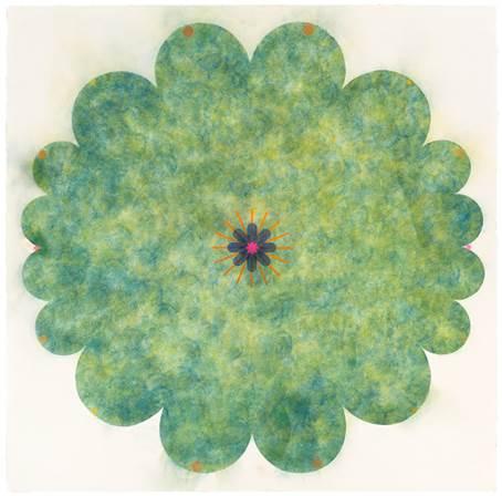 Mary Judge Maple Edition 1 (Pop Flower 108), 2017 Digital print on paper