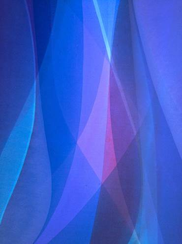 Paul Thomas Winter's Light, 2013 Acrylic on canvas