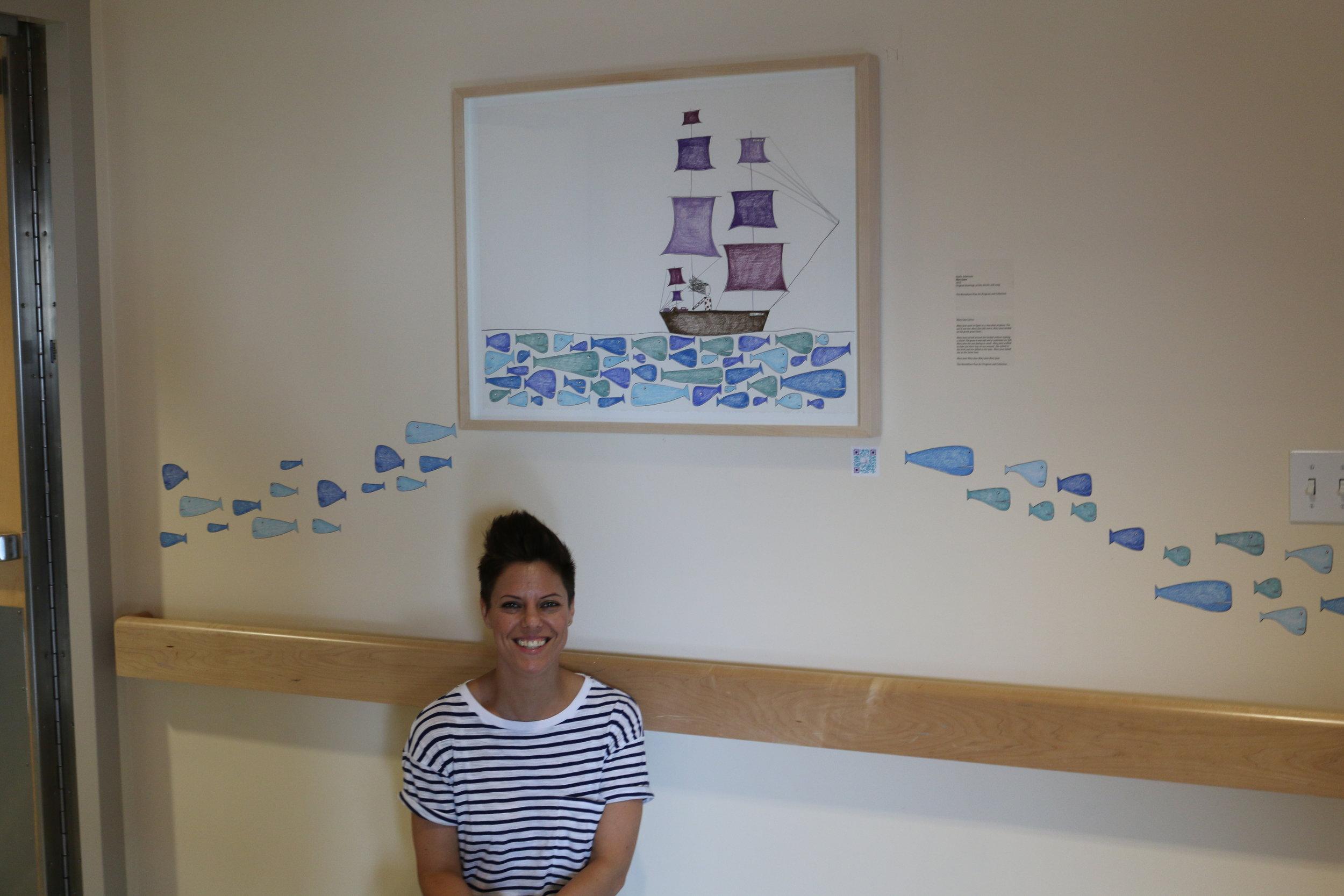 Nadia Ackerman   Montefiore Health System - Children's Hospital