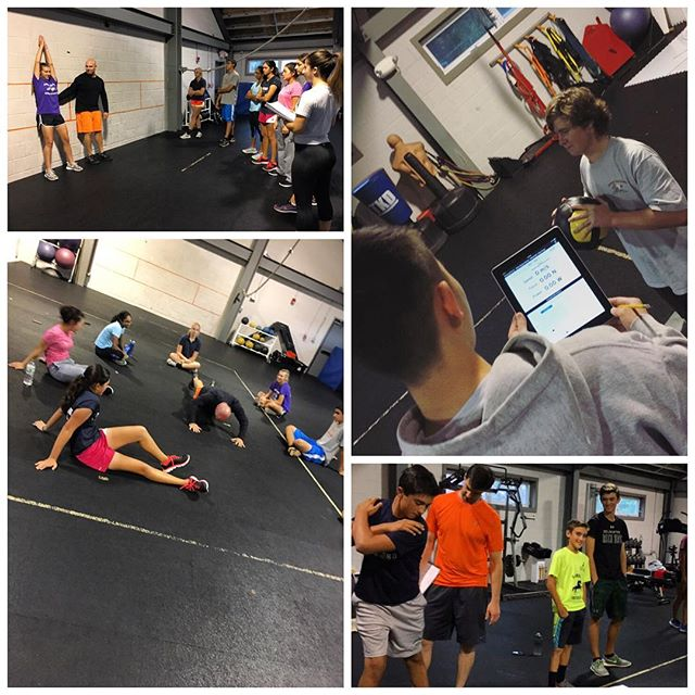 First week of juniors is over and it was as great as ever #BSGjuniors #AthleticEdge #STRONG