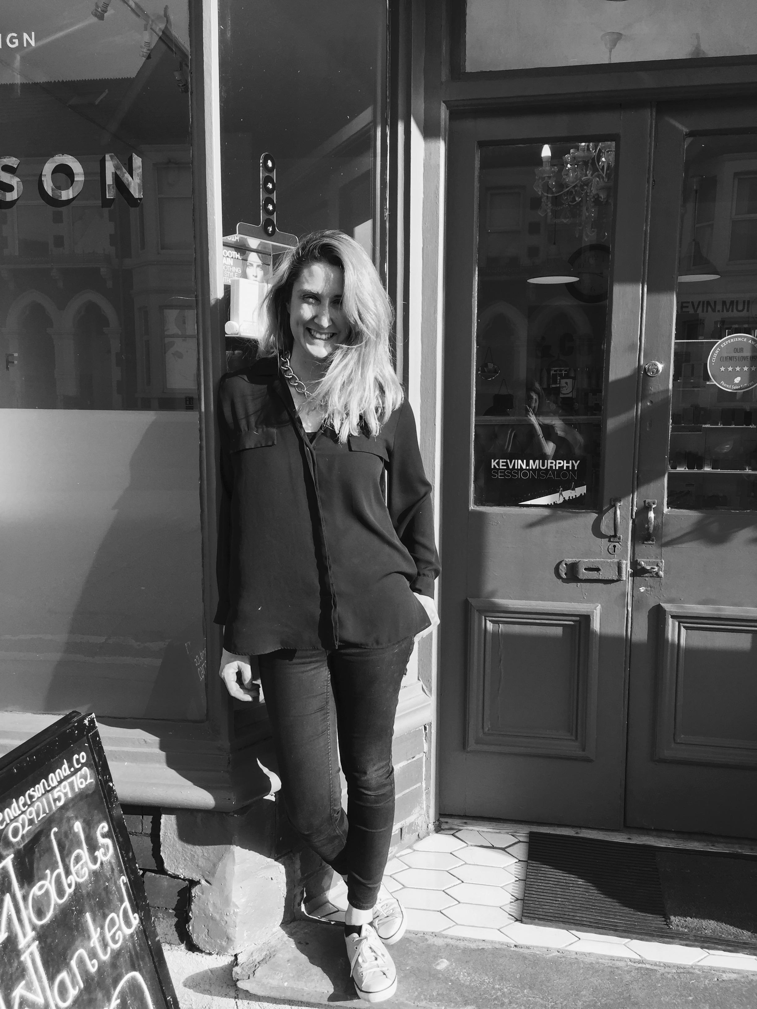 Kellie Henderson — Director