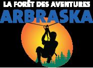 la forêt des aventures arbraska rawdon lanaudiere laurentides forfait chalet