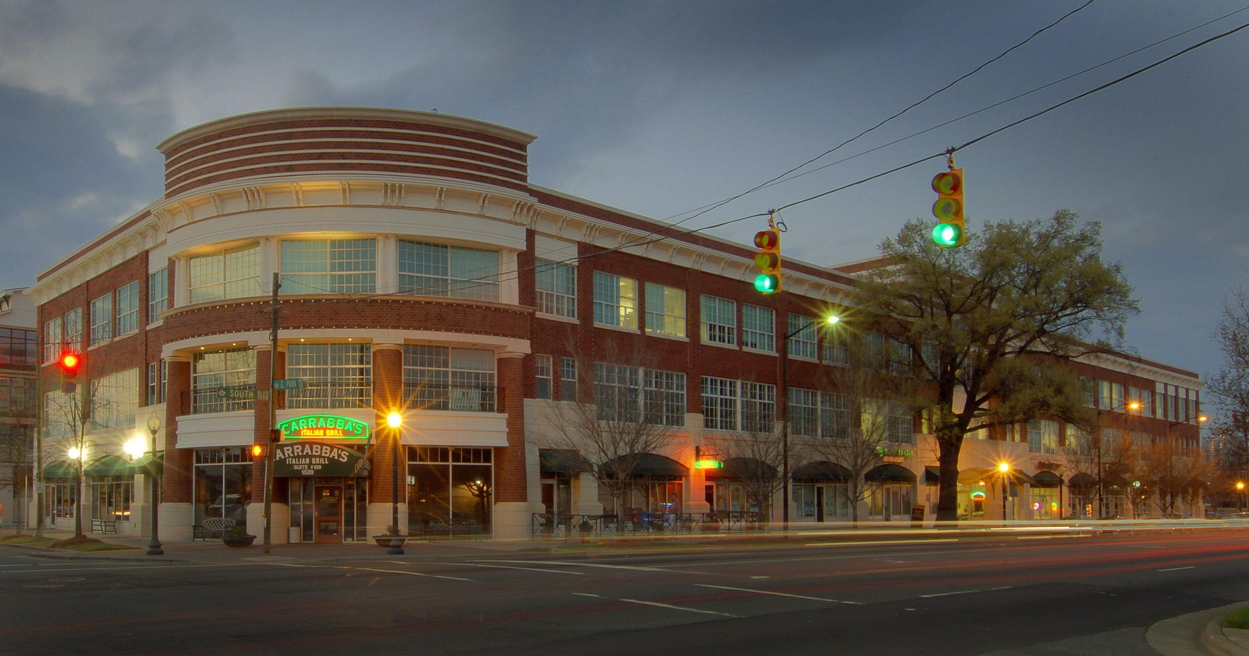 Park Avenue - Charlotte, NC
