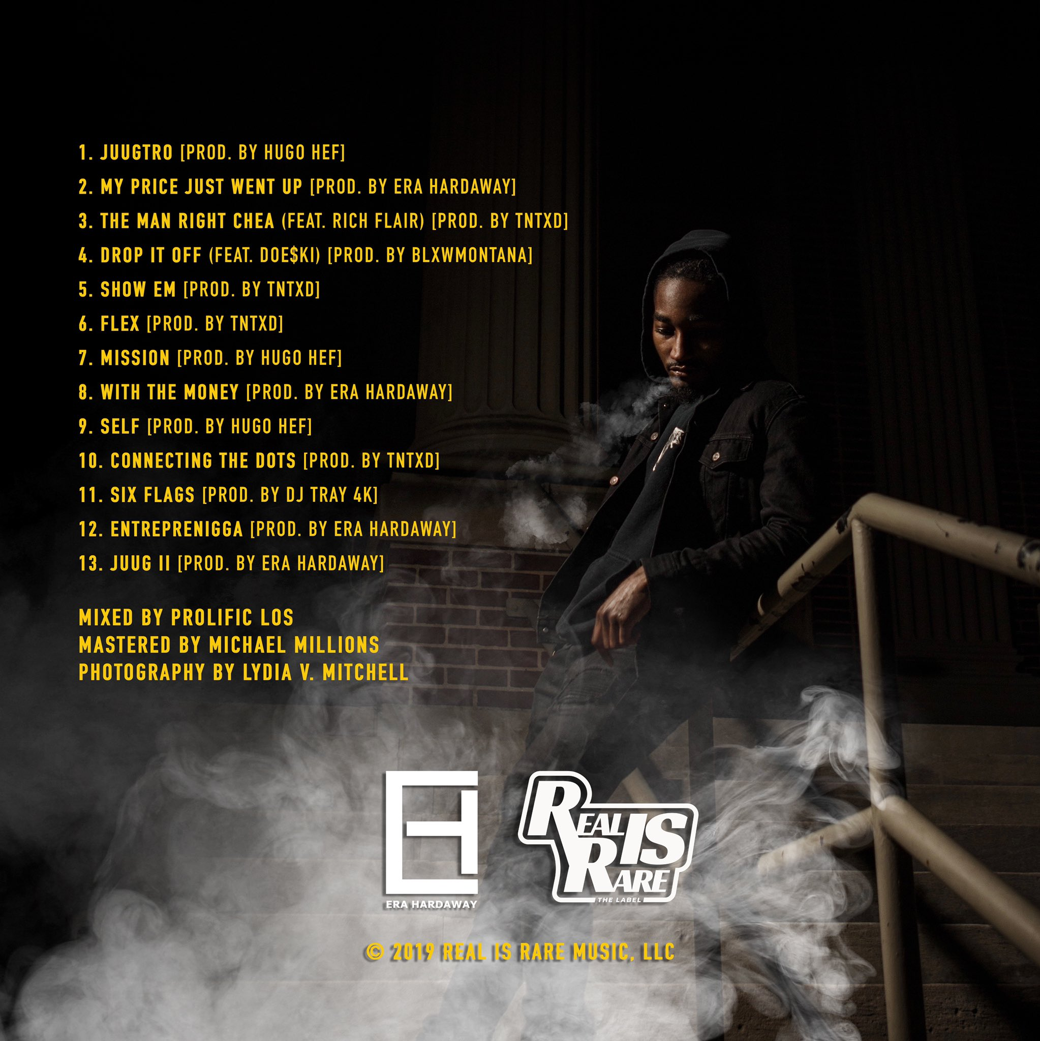 The Juug Tape 2 Back Cover