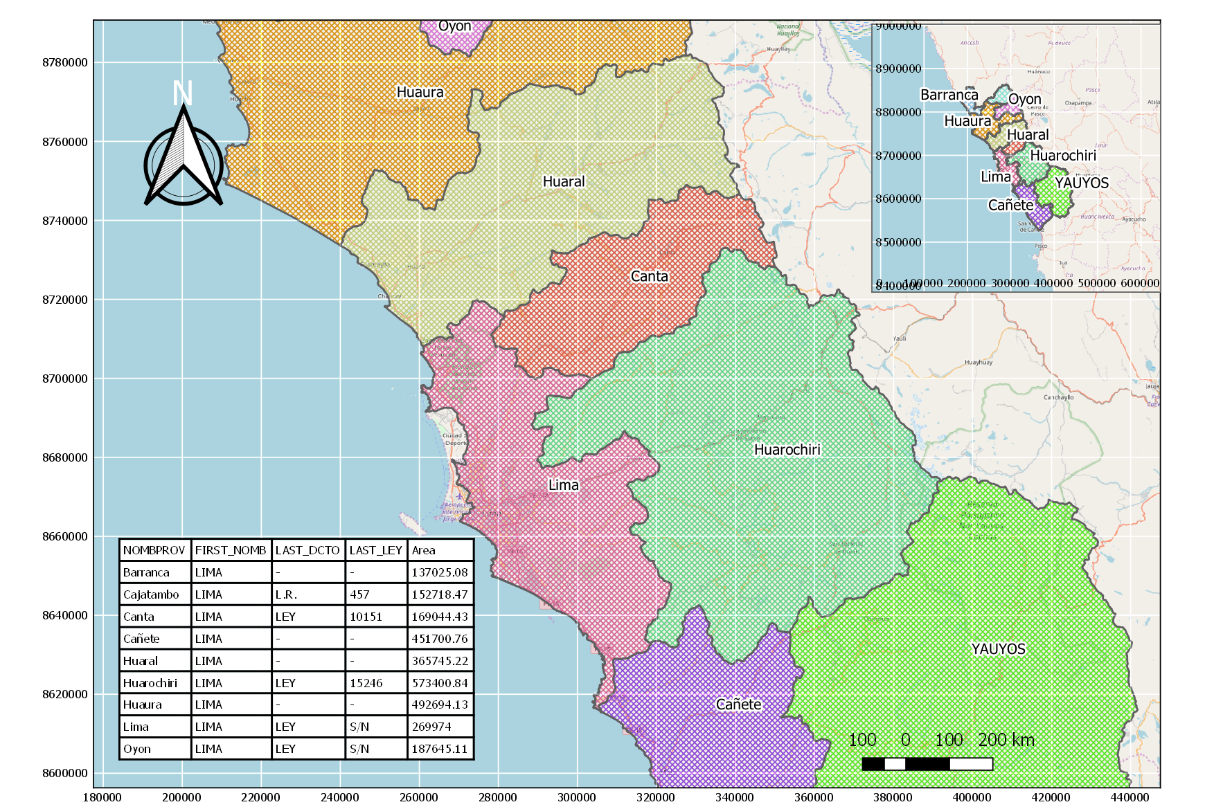 Exploring the QGIS 3 options to create maps - Tutorial ... on