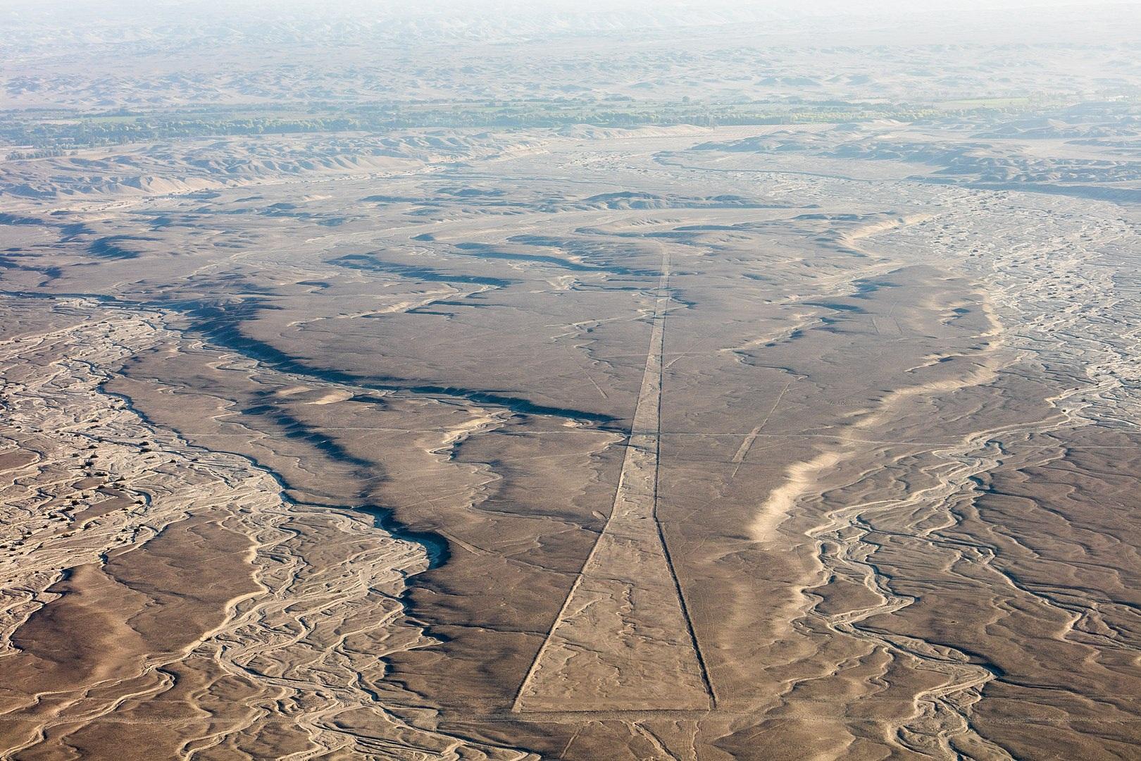 Nazca Lines and Nazca Valley