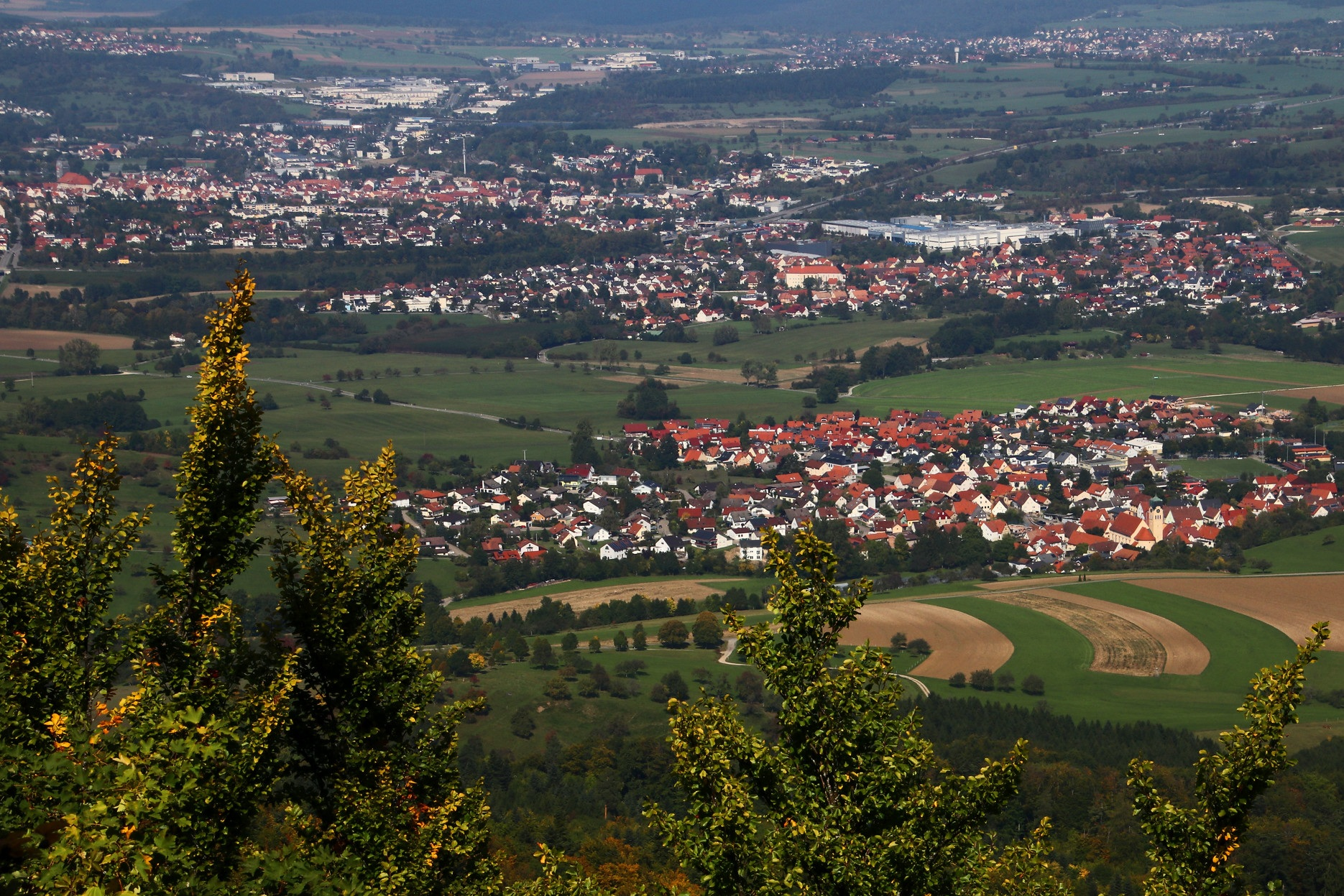 Urban development over a karstic aquifer, Albstadt, Germany