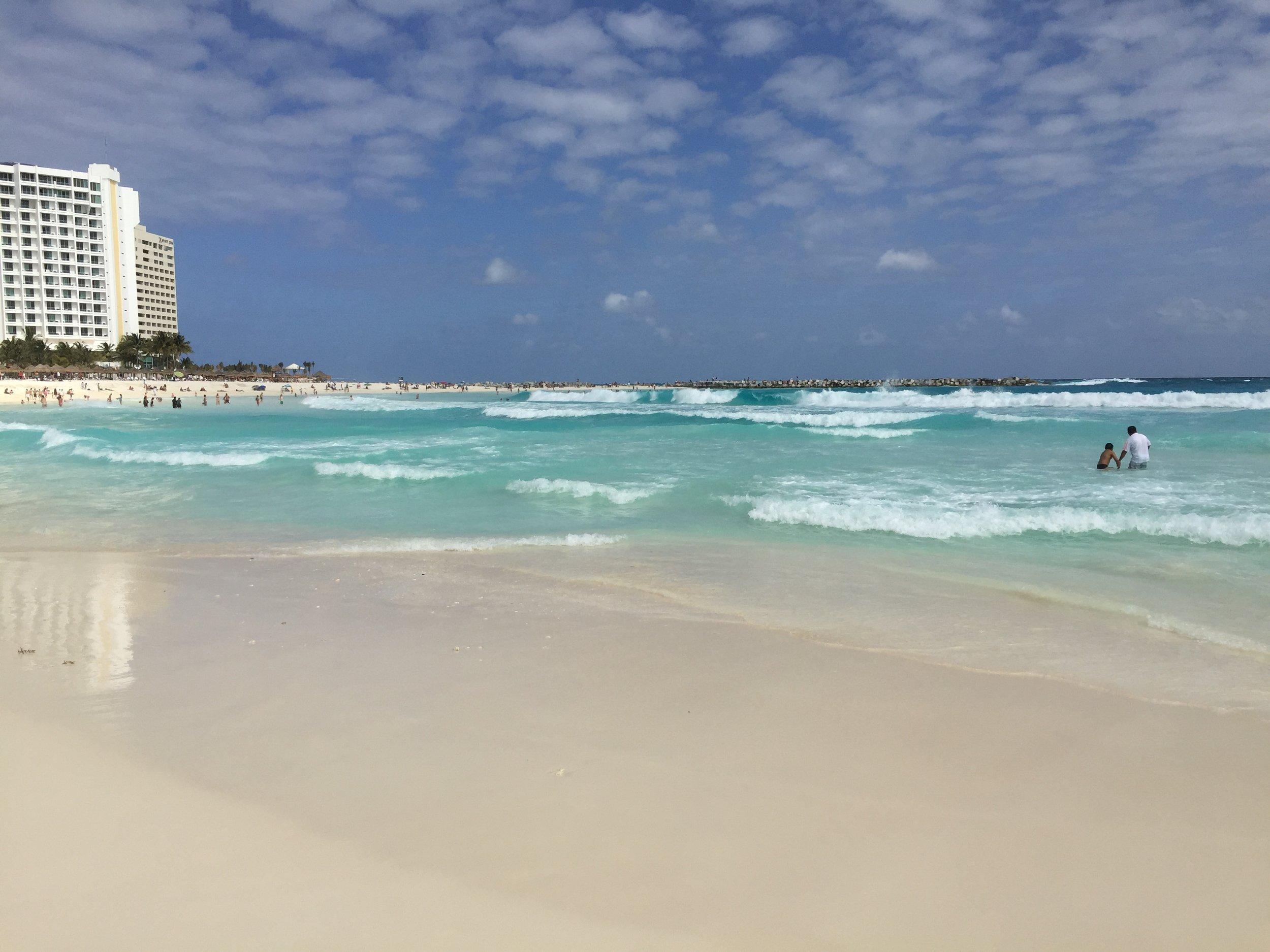 Cancun Mexico hotel zone