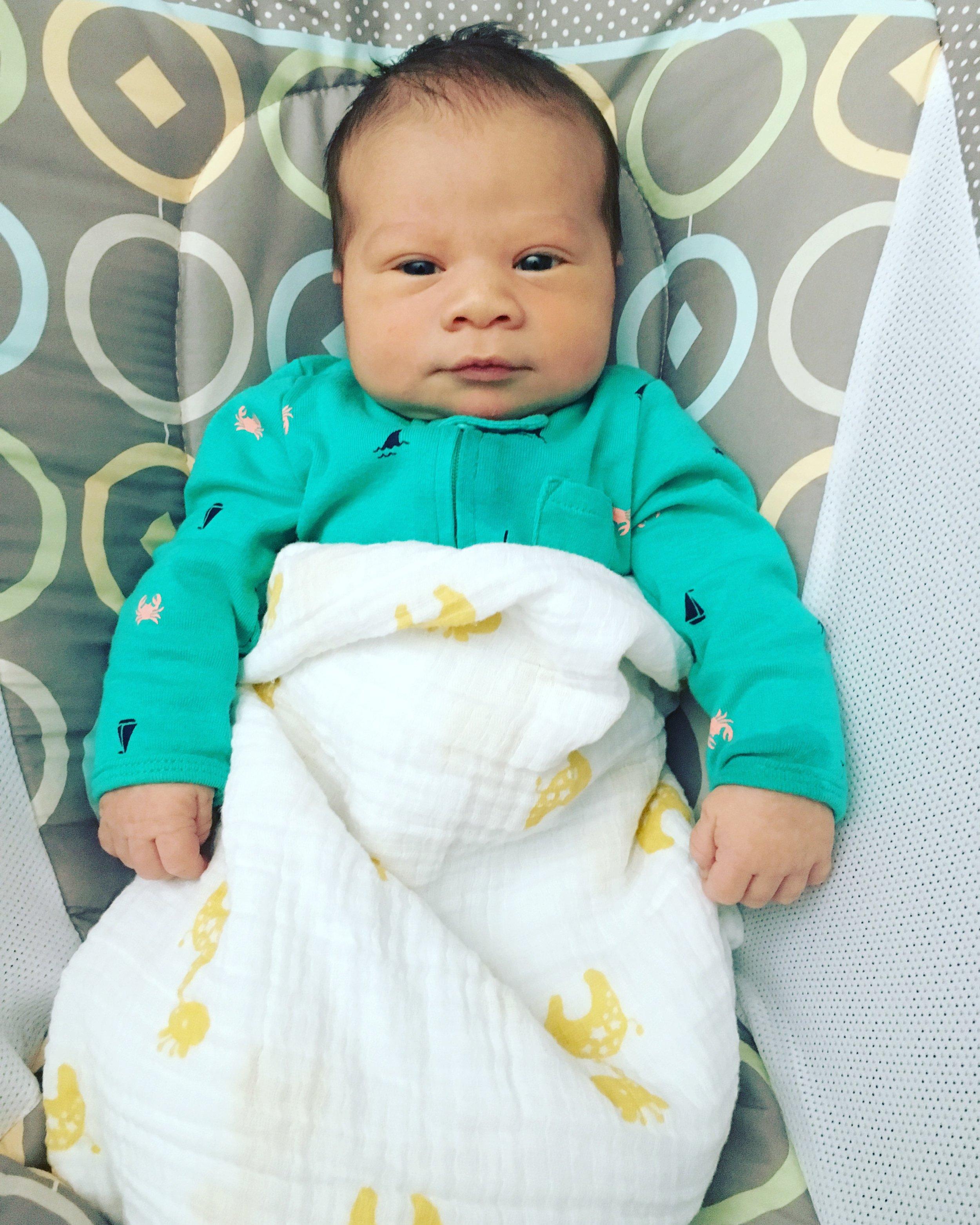 my nephew kieran martinez