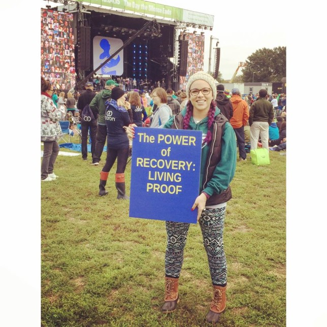the power of recovery living proof Unite to Face Addiction