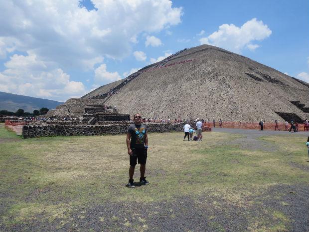 pyramids Teotihuacan Mexico