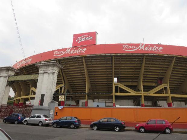Ciudad de los deportes Plaza de toros