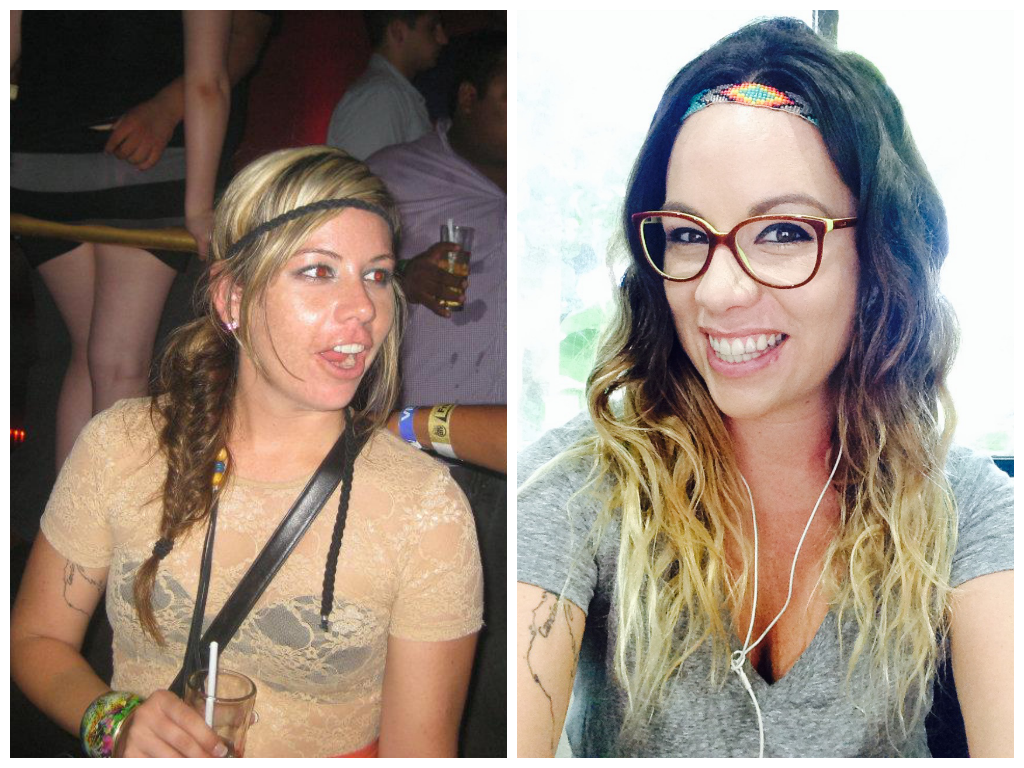sobriety before and after