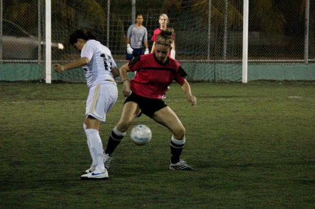 soccer in Cancun 2012