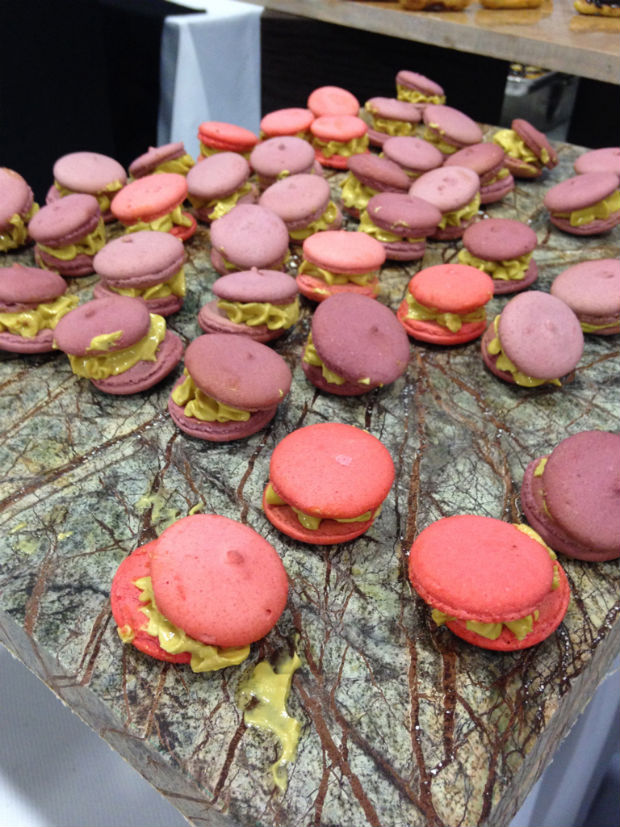 macaroons wine and food festival