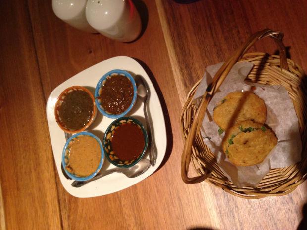Sopecitos Julia Mia Cancun restaurant