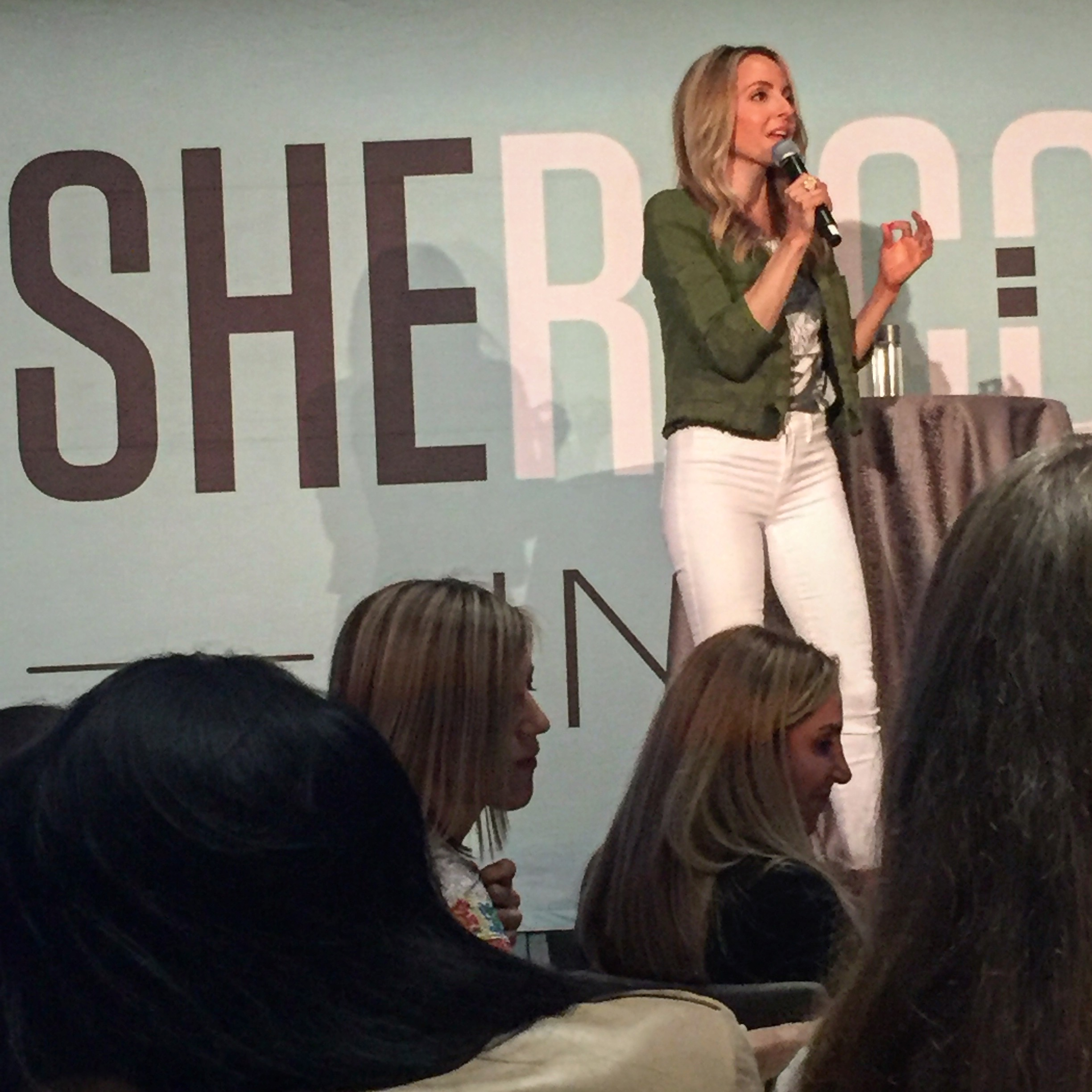 Gabby Bernstein! A new favorite for me