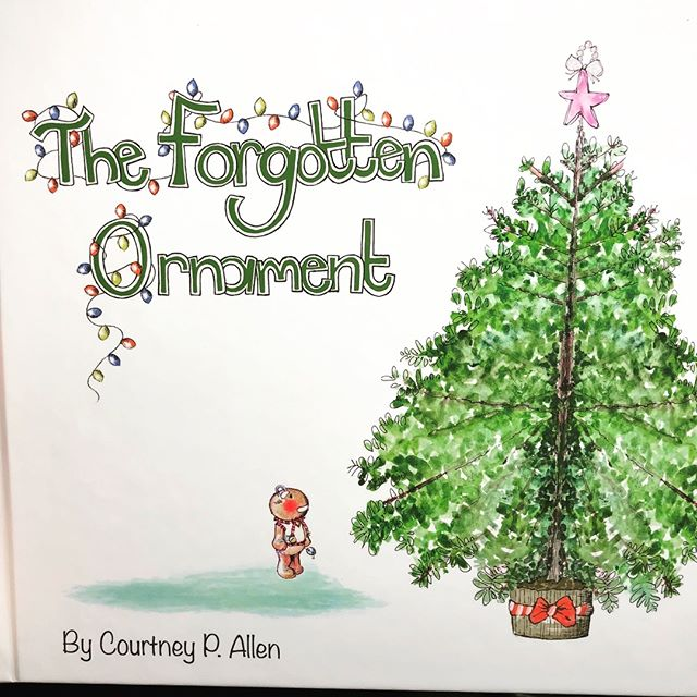 Have you gotten your copy yet?!?! On sale on my website! Link is in my profile #childrensbooks #christmas #shopping