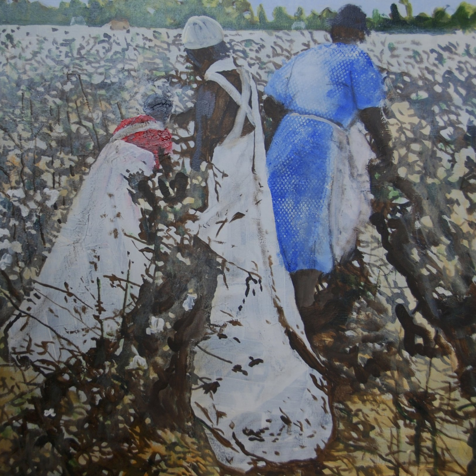 """Cotton Pickers"""