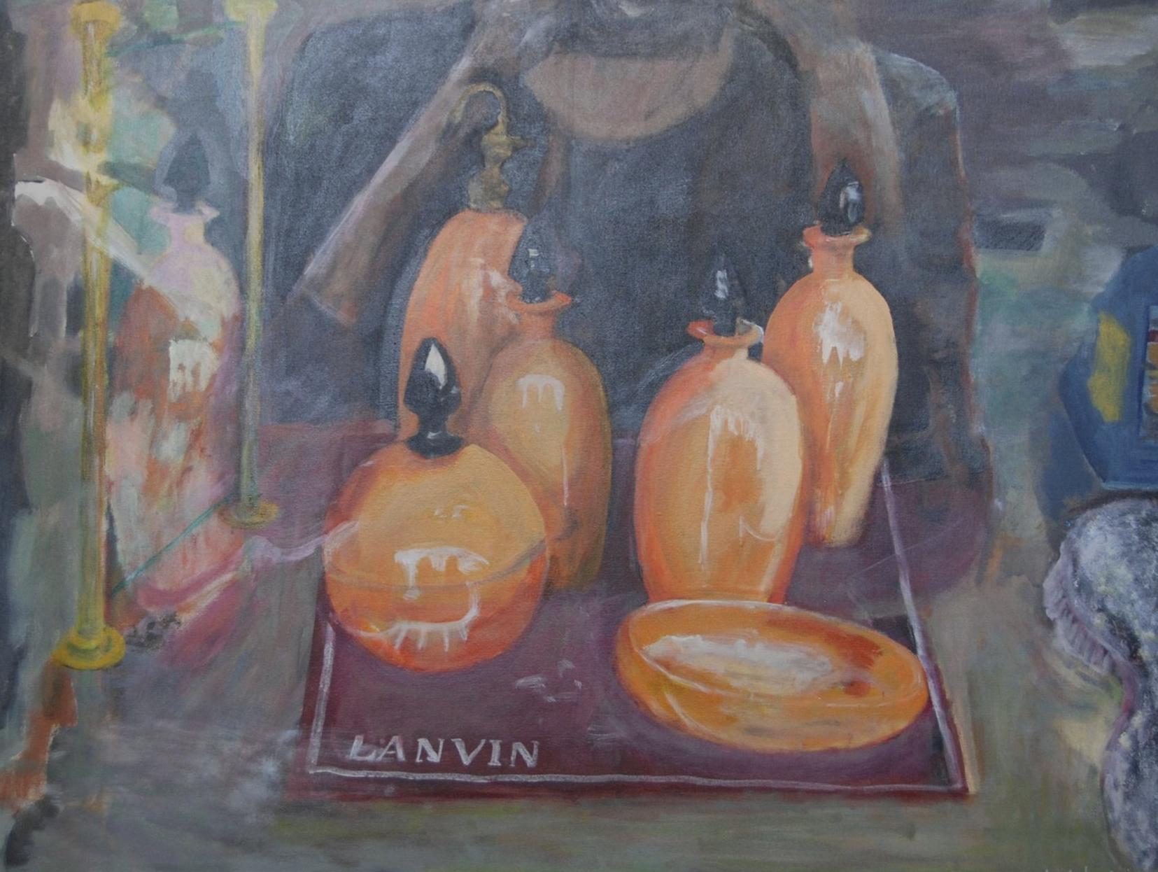"""""""Paris Shop Window: <br> Lanvin"""""""