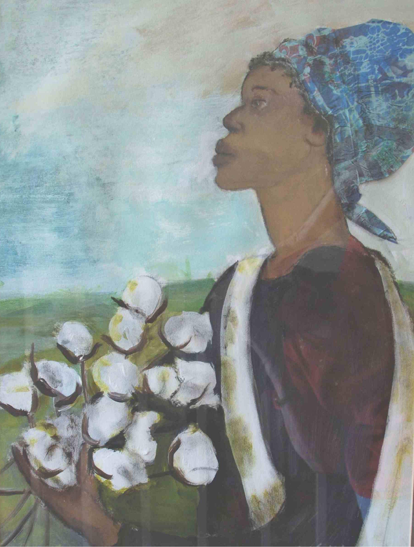 """""""Cotton Bride #2"""""""