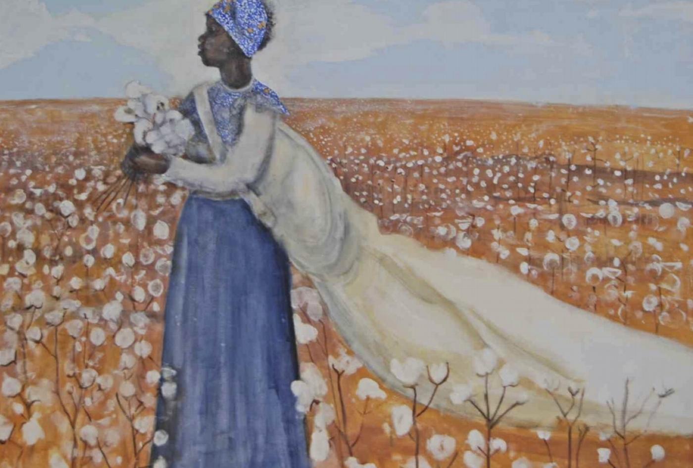 """""""Cotton Bride #3"""""""