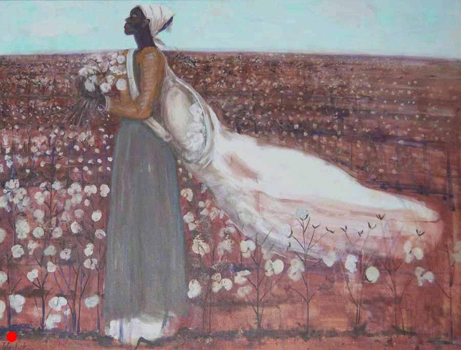 """A Cotton Bride"""