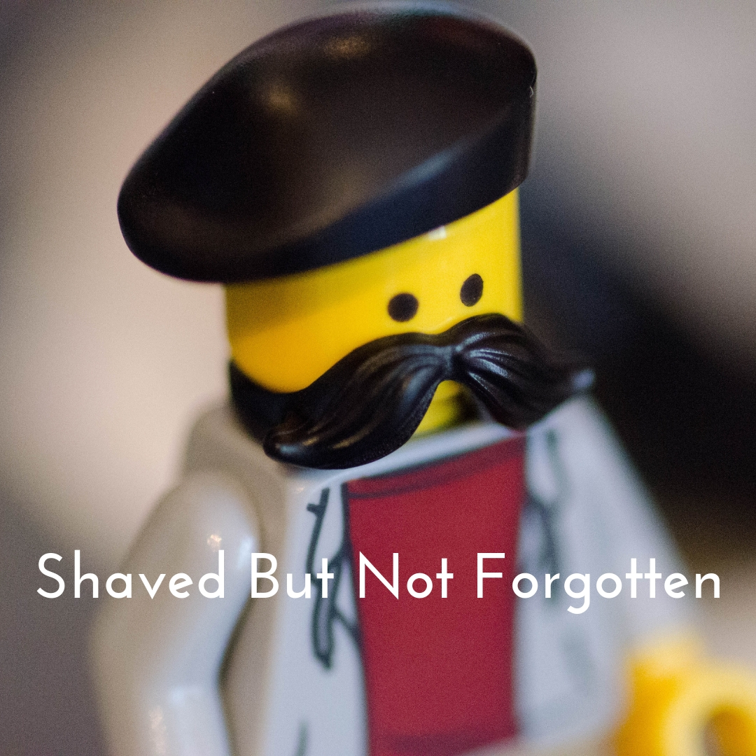 In Memoria: #ShavedButNotForgotten   is a post I planned on writing at the onset of Moustache March to unpack where the tradition of growing out one's moustache came from in the United States Air Force. The writing of said post also happen to coincide with the shaving off of another famous moustache, right at the end of March, no less. For a little dive into history and some fun on the side, check this post out.