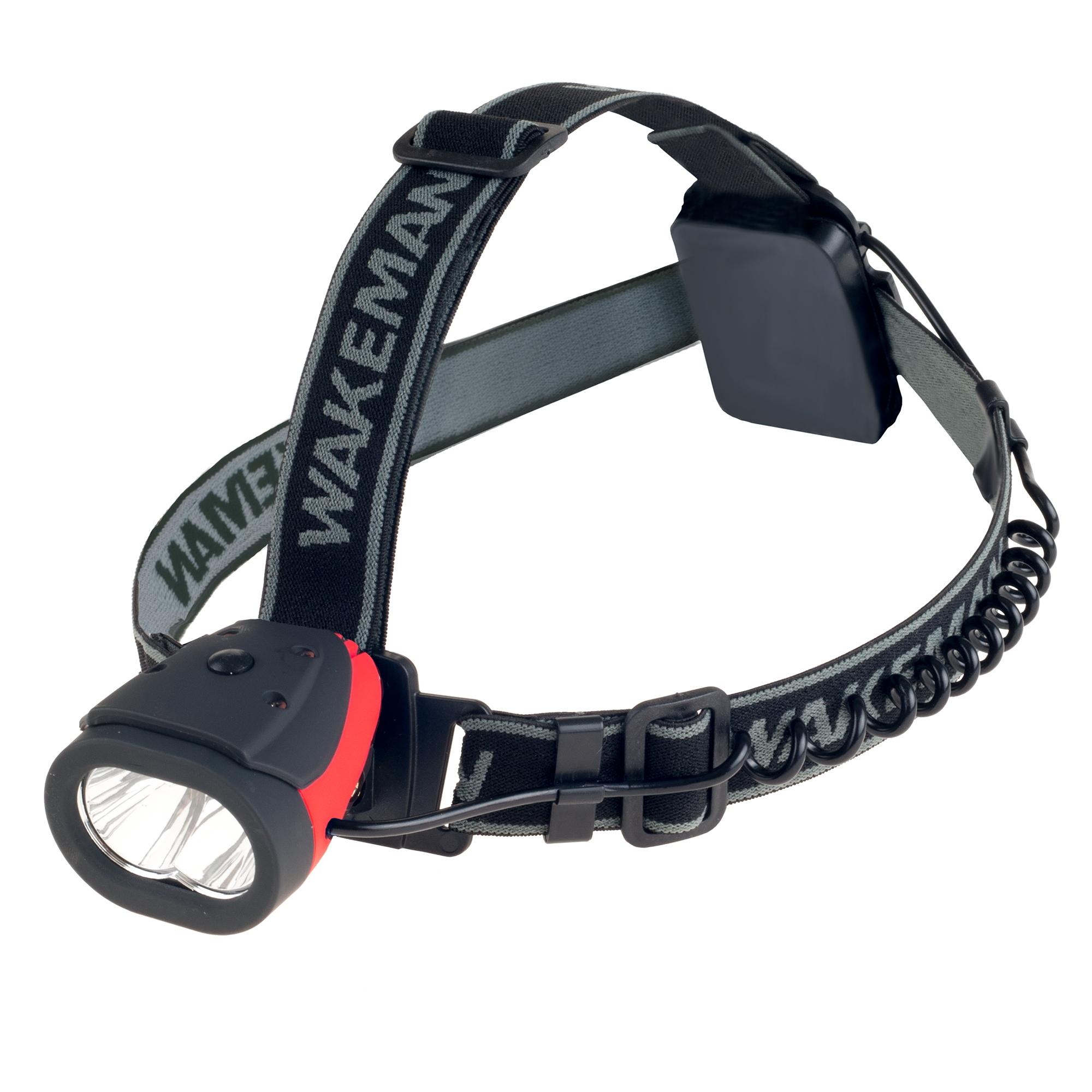 Water Resistant LED Headlamp- 160 Lumen