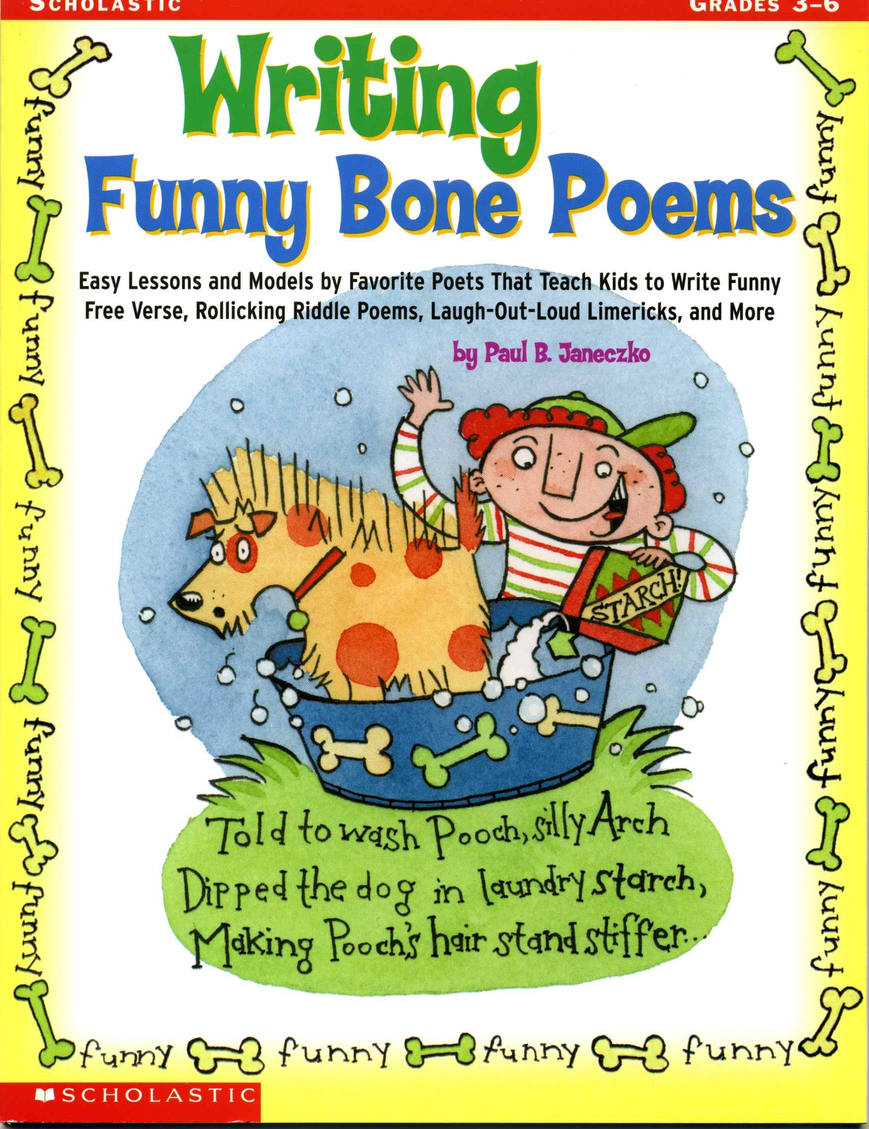 Writing Funny Bone Poems