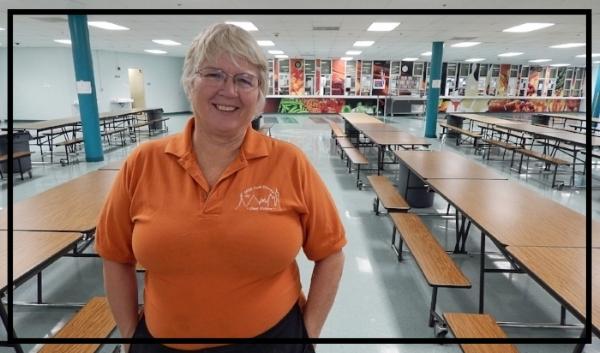 Debby Philleo   Kitchen Manager