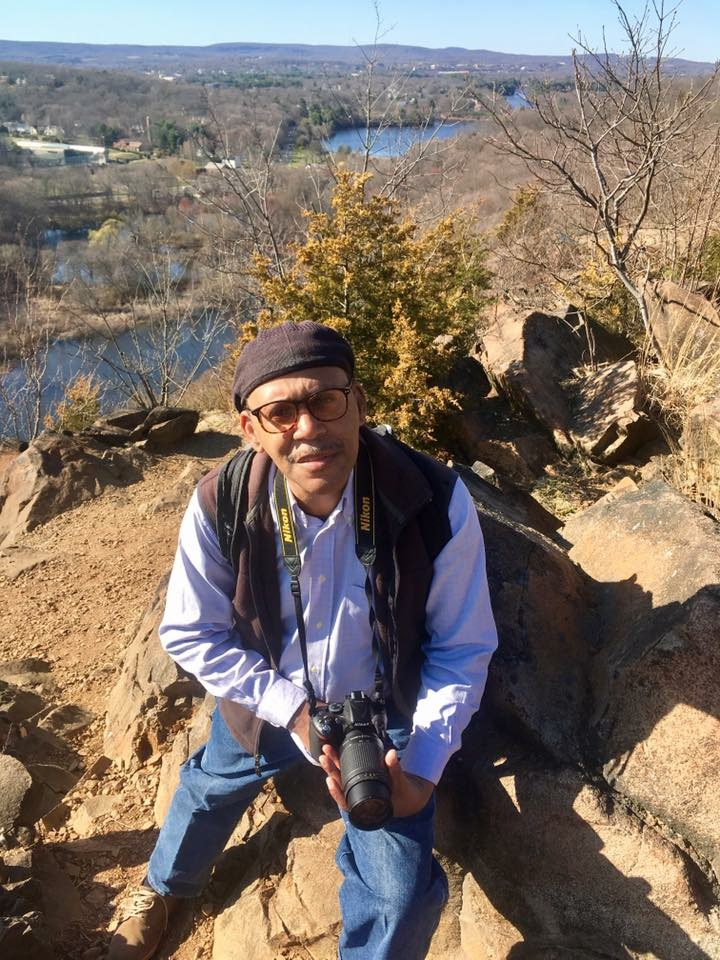 John Wiley. Photography: his equipment was stolen at a young age and John having to work hard for a living had given up on his passion. The Co-op encouraged him to start again. He is our beloved photographer.    Addiction Educator, Youth Coach, Indian American Descent. USA