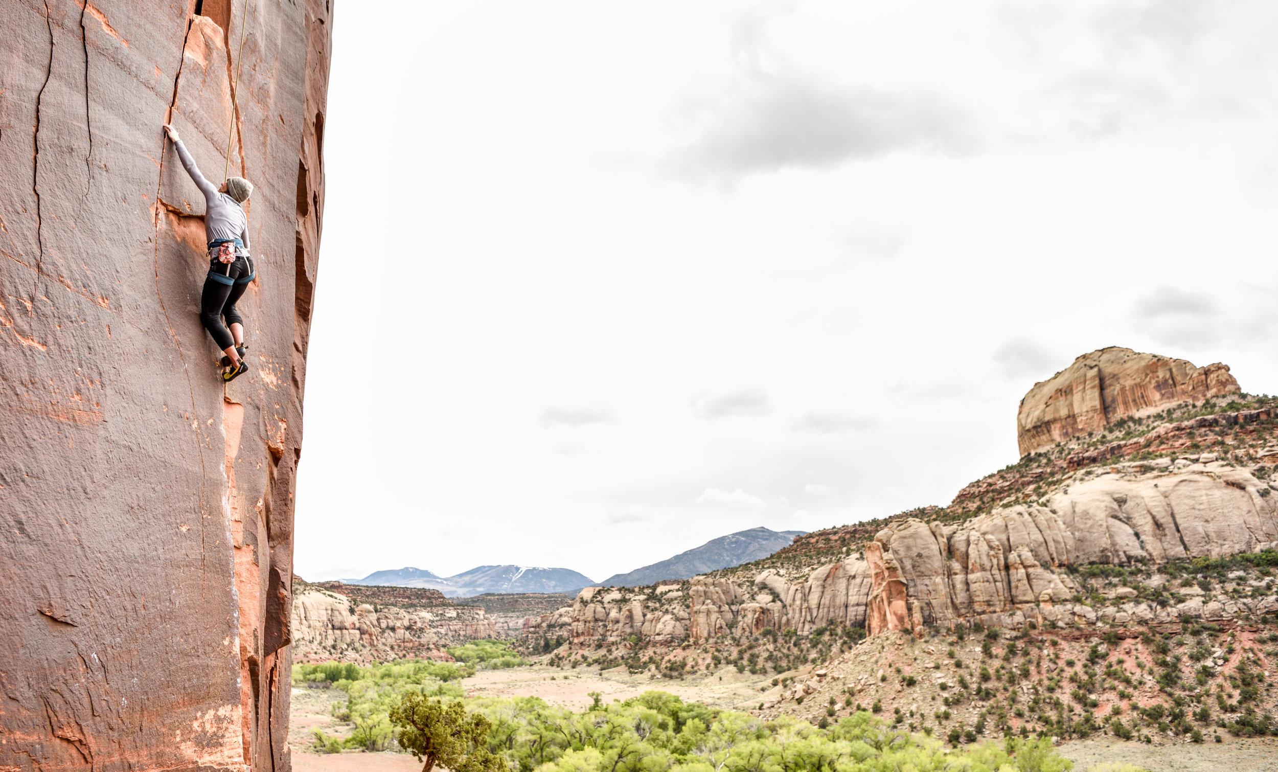 Indian Creek. Canyonlands, Utah