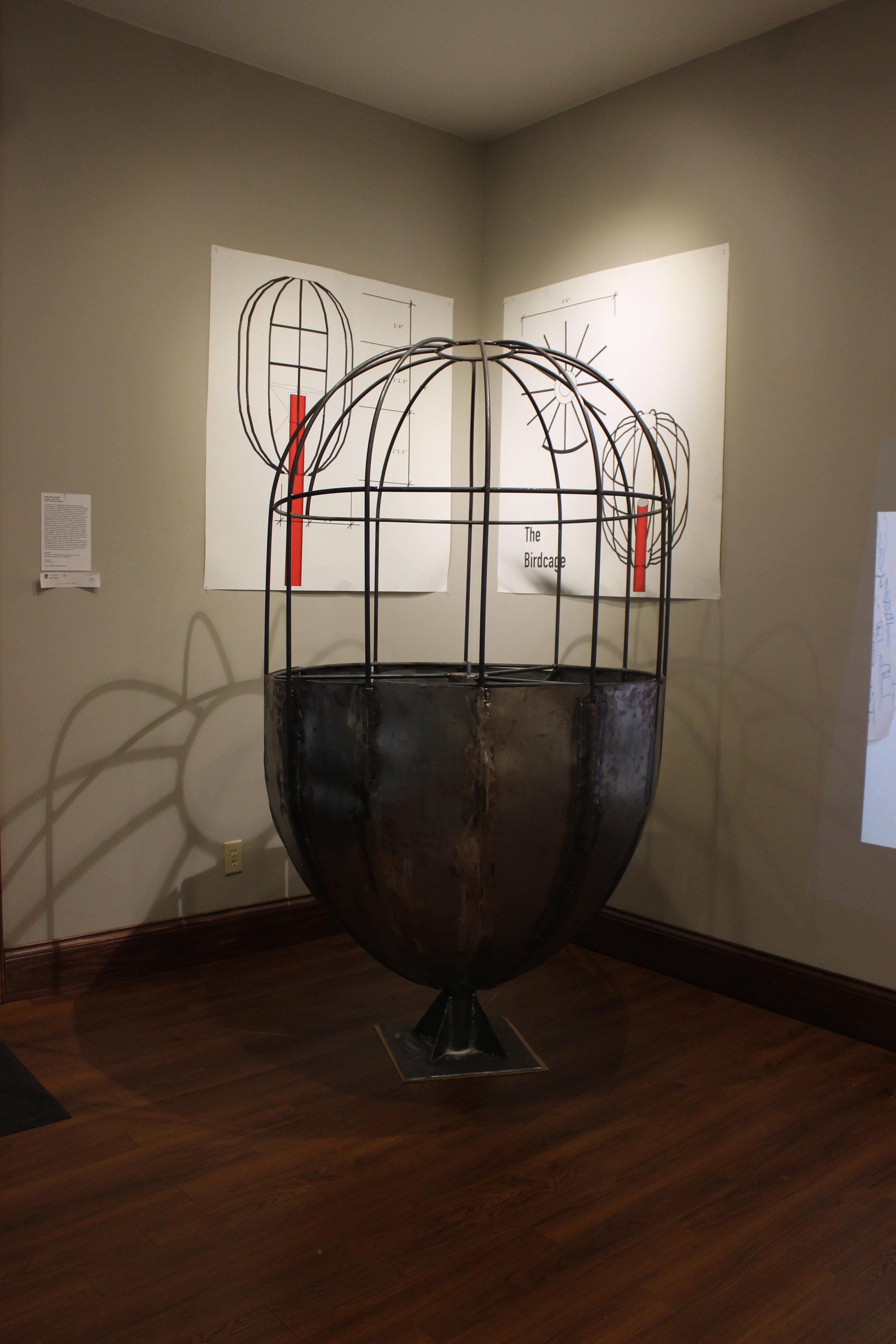 Bird(cage) in Paradise.JPG