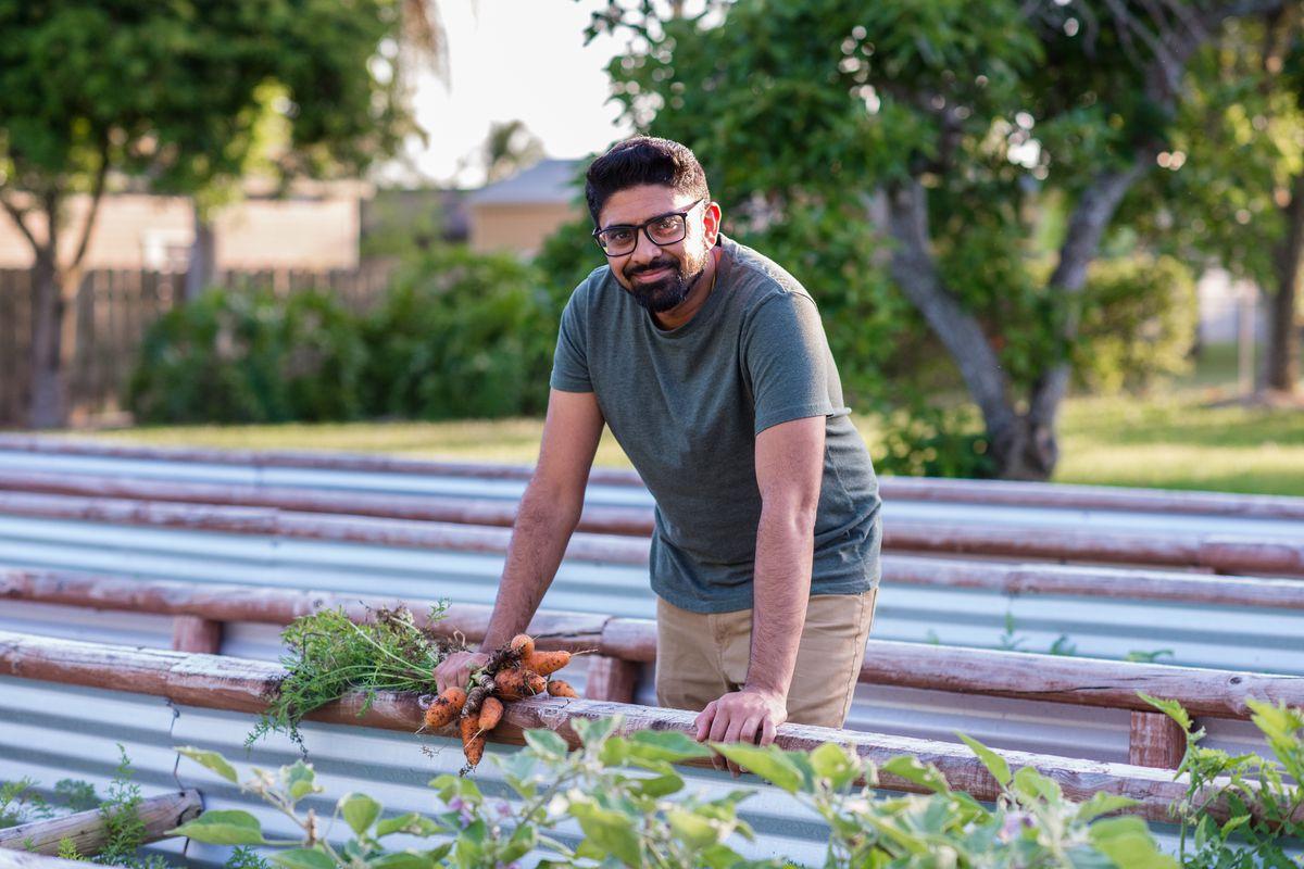 Executive Chef - Niven Patel