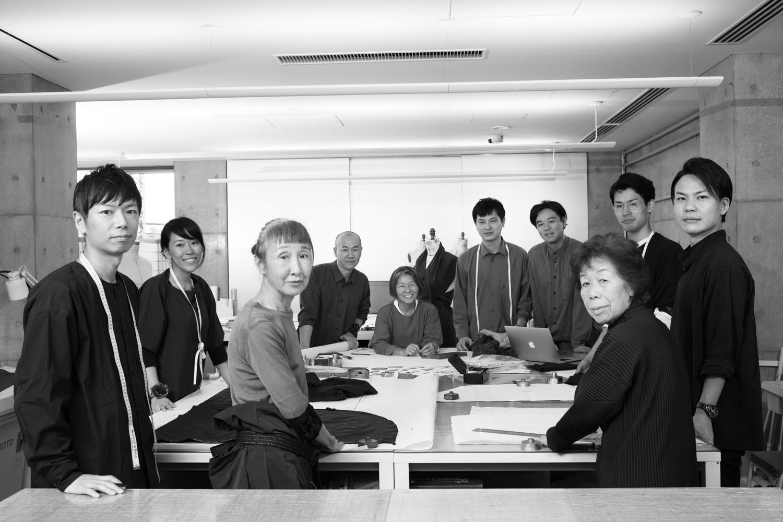 Issey Miyake Design Studio, Tokyo, 2019