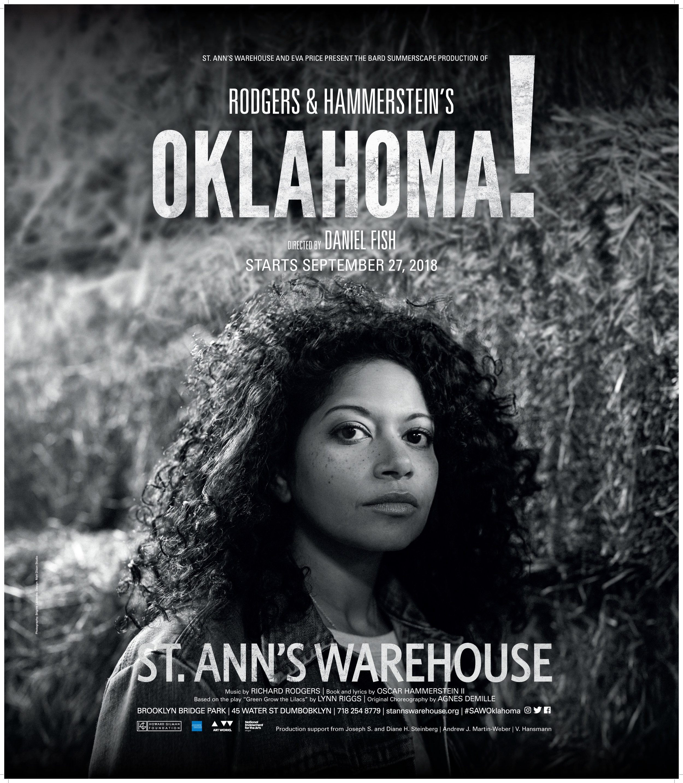 Oklahoma!,  St. Ann's Warehouse, Brooklyn