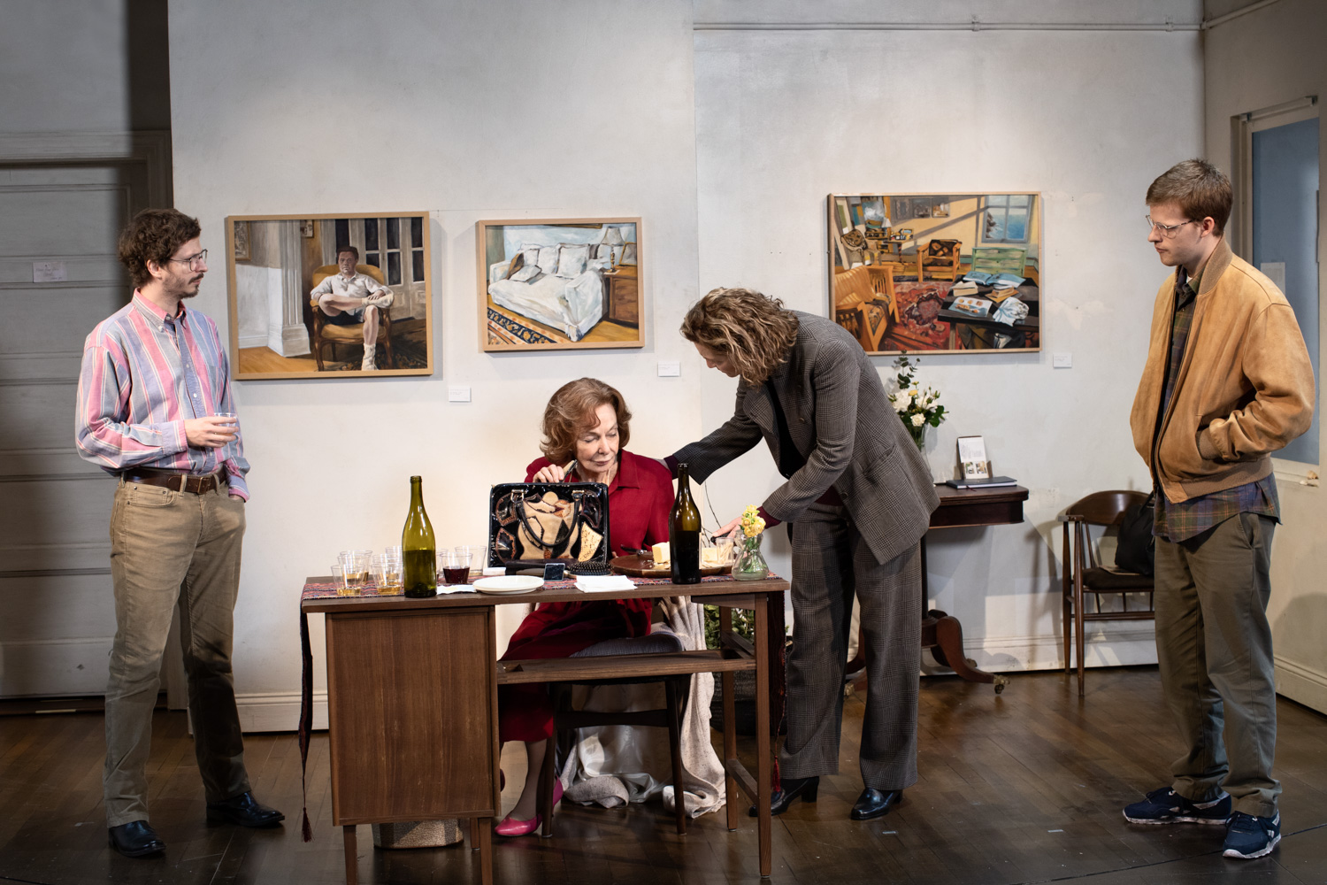 The Waverly Gallery, 2018 Michael Cera, Elaine May, Joan Allen, Lucas Hedges