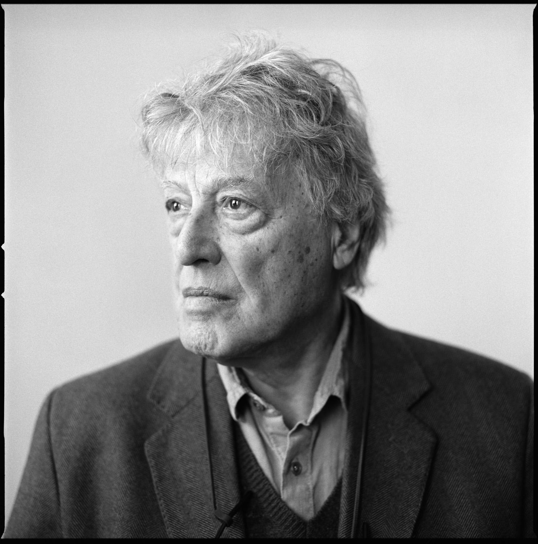 Tom Stoppard, 2018
