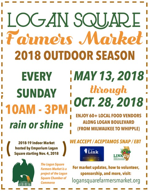 June 3 will be my first market appearance. Expect seasonal soba noodle salad, shaved veggie soup or salad depending on weather, vegan muffuletta, seasonal wrap, signature Mediterranean bowl, and various baked goods throughout the season.