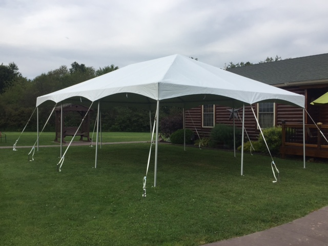 Contempo Style Frame Tent 20' x 30'
