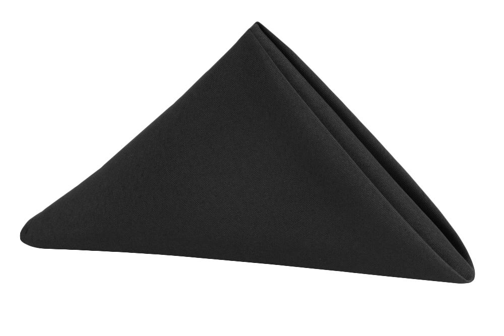 Napkin Polyester Black.jpg